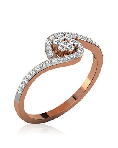 Diamant Vendome Ring roségold