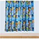 Childrens/Kids Boys Toy Story 3 Ready Made Bedroom Curtain Set