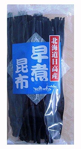 土倉 北海道日高産早煮昆布 50g×4個