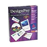 AVE5239 - DesignPro Deluxe CD-ROM Label-Printing Software