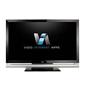 VIZIO VF552XVT 55-Inch Class XVT Series TRULED 240Hz sps LED LCD VIZIO Internet Apps HDTV