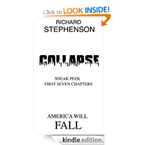 Collapse (Sneak Peek of First Seven Chapters) (New America)