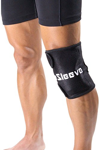 IceSleeve Knee Cold Pack, Black (Ice Pack Sleeve compare prices)