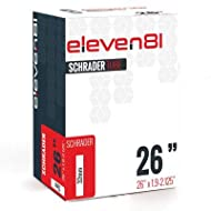 Eleven81 Bicycle Tube - 26 x 1.9/2.125 - Shrader Valve - TUBE3600