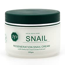 buy Jyp New Zealand Snail Regeneration Cream With Vitamin E, Aloe Vera And Collagen, 100G