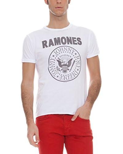 Amplified Camiseta Manga Corta Blanco