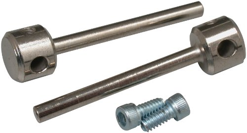 Great Planes Axle for Axle 1-1/4x1/8 (2-Piece)