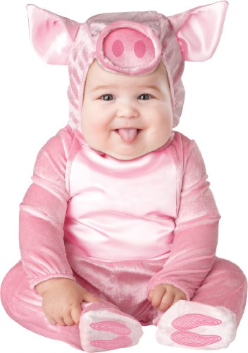 Image - InCharacter Baby This Lil' Piggy Costume