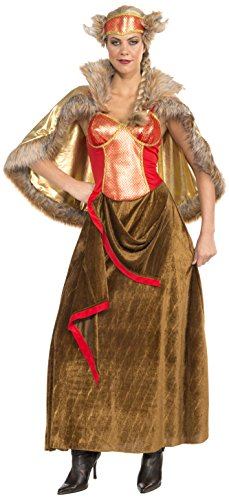 Forum Novelties Women's Days Of Glory Viking Queen Costume