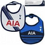 Tottenham Hotspur Spurs Baby Bibs Set