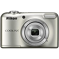 Nikon COOLPIX L31 16.1MP Compact Digital Camera 5x Optical Zoom and 2.7-inch Lens