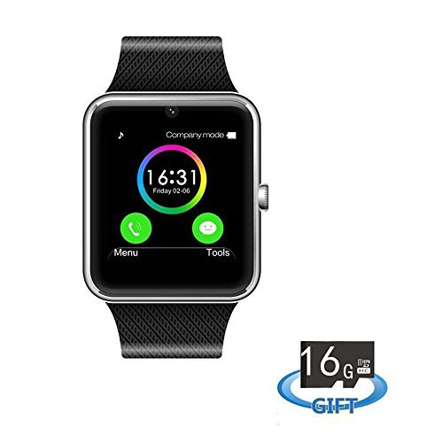 smartlife-sweatproof-smart-watch-phone-for-iphone-and-android-smart-phones-include-micro-sd-card-sil