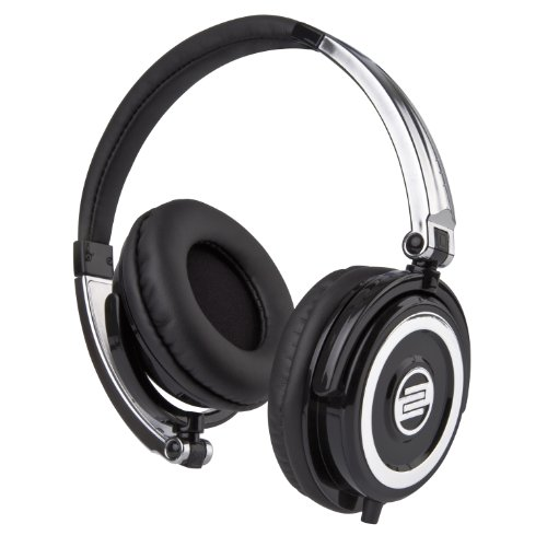 Reloop Rhp-5 Dj Headphones, Solid Chrome