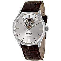 Edox Les Vauberts Men's Automatic Watch
