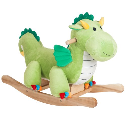 Happy Trails Rocking Dagwood Dragon Ride On