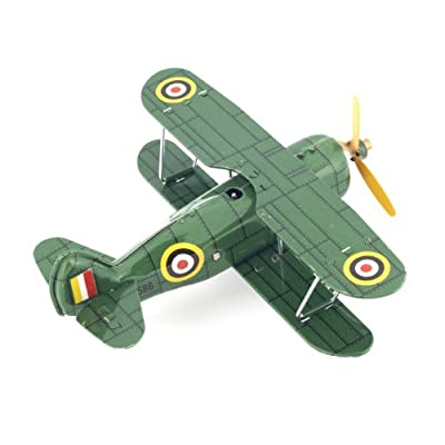 Classic Wind-Up Tin Plane