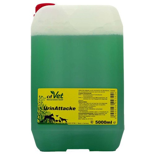 URIN ATTACKE vet. 5000 ml