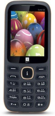 Iball Sumo G2 (Black and Gold)