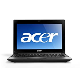 Acer Aspire One AO522-BZ897 10.1-Inch HD Netbook w/C-50 Processor