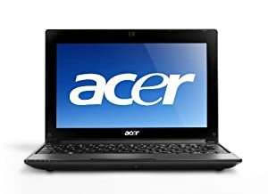 Acer Aspire One AO522-BZ465 10.1-Inch HD Netbook (Diamond Black)