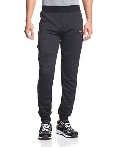 Kappa Men's Slim Fit Interlock Pant