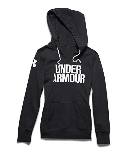 Under Armour Stock Quote Today: Under Armour Women's UA Favorite Fleece Word Mark Hoodie