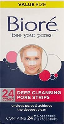 Biore Deep Cleansing Pore Strips,