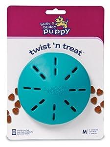 PetSafe Busy Buddy BB-P-TNT-M-11 Medium Puppy Twist'n Treat Dog Toy