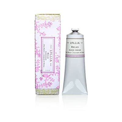 Lollia Relax No. 08 Lavender & Honey Body Lotions