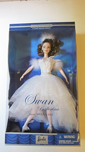 SWAN BALLERINA from Swan Lake (Barbie Collectibles) Mattel
