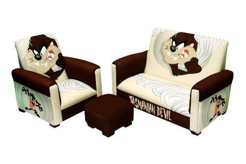 Soft Toddler Chair front-90543