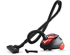 Eureka Forbes Trendy Nano 1000-Watt Vacuum Cleaner (Red/Black)