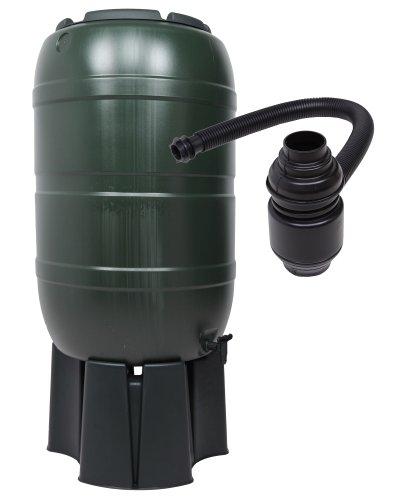 kreher-serbatoio-di-raccolta-dellacqua-piovana-da-210-l-con-supporto-sistema-di-riempimento-automati