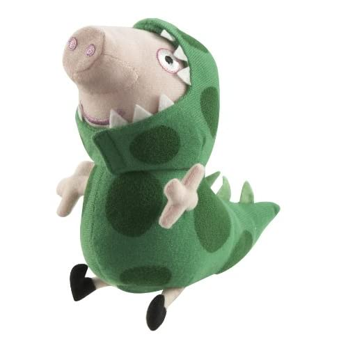 Amazon.com: Character Options Peppa Pig 6'' Talking Dinosaur George