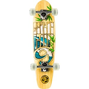 Sector 9 Skateboards Soup Bowls Cruiser Board One Color, One Size by Sector 9 Skateboards
