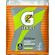 Quaker/Gatorade03956Gatorade Powder Sport Drink-8.5OZ LEMON LIME POWDER