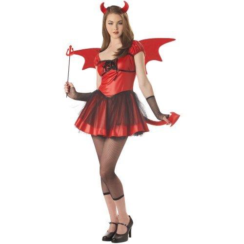 California Costumes Women's Devil Doll Costume