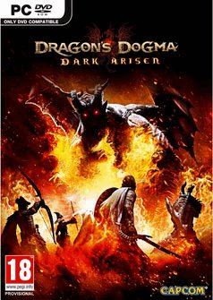 Dragons Dogma: Dark Arisen (PC DVD) (Dragons Dogma Quest compare prices)