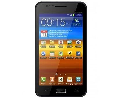 Szenio Syreni 50FHD Smartphone débloqué (5 pouces - 8 Go) Gris (import Espagne)