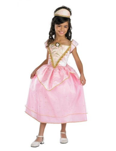 Barbie Party Princess Deluxe Toddler Halloween Costume 3T-4T