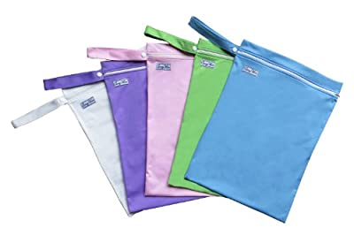 Cannymum Reusable Wet Bag / Swim Wet Bag - Large