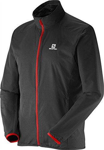 Salomon Men's Start Jacket, Black, Small