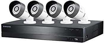 Samsung 4-Ch. 1TB HD DVR Security System