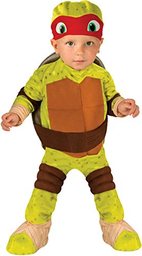 Teenage Mutant Ninja Turtles Raphael Infant/Toddler Costume Size:Infant (6-12mo)