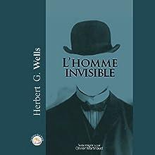 L'homme invisible | Livre audio Auteur(s) : Herbert George Wells Narrateur(s) : Olivier Martinaud