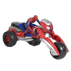 Amazing Spiderman Spider-Trike r/c