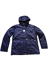 G-Star raw JET MFD hooded thick winter parka 82005.3187.1501 coat large