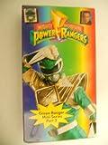 Mighty Morphn Power Rangers [VHS]