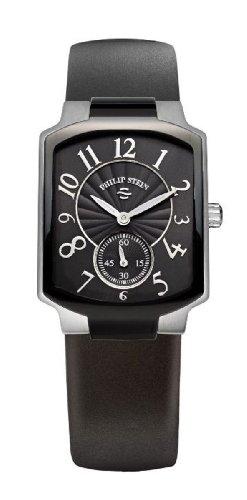 Philip Stein 21TB-FB-RB - Orologio da polso donna, silicone, colore: nero
