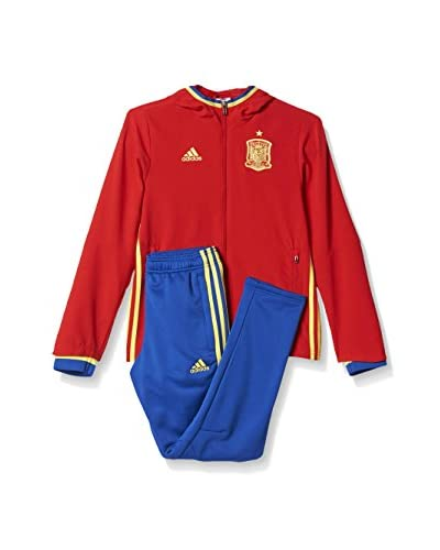 adidas Trainingsanzug UEFA Euro 2016 rot/gelb/blau